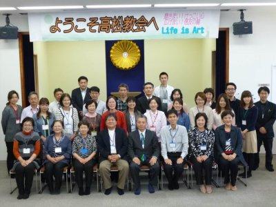 香川B・聖友会の集い2014.4.27